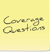 coverage questions