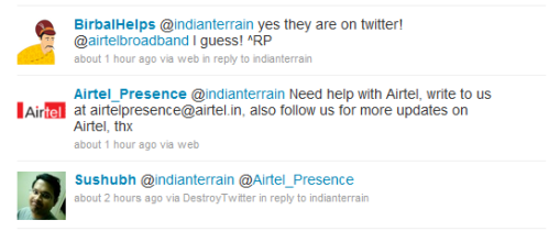 Dear Airtel: It is about Customers & Conversations |