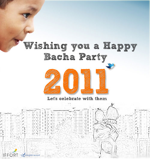 Let's Welcome 2011 with Bacha Party :)